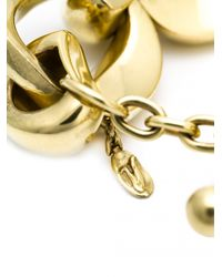 Vaubel - Metallic Chunky Link Chain Bracelet - Lyst
