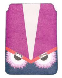 Fendi - Purple Bag Bugs Ipad Mini 1, 2 & 3 Case - Lyst