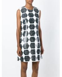 McQ | Black Short Dress | Lyst