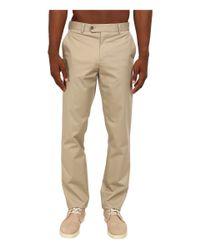 Jack Spade - Natural Stillman Wrinkle-resistant Classic Trousers for Men - Lyst