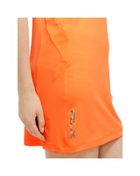 Ralph Lauren - Orange Racerback Dress - Lyst