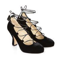 Hobbs - Black Alice Shoe - Lyst