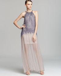 Parker - Multicolor Dress Shane Embellished - Lyst
