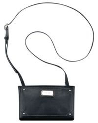 Nine West - Black Table Treasures Triple Compartment Crossbody - Lyst