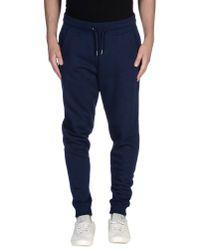 Originals By Jack & Jones - Blue Casual Trouser for Men - Lyst