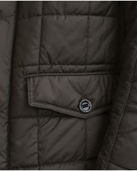 Zara | Natural Padded Parka for Men | Lyst