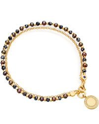 Astley Clarke | Cosmos Friendship Bracelet, Women's, Blue, Grey | Lyst