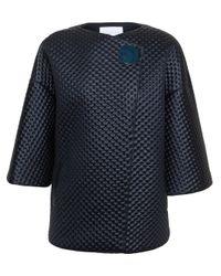 OSMAN - Black Quilted 'mercury' Jacket - Lyst