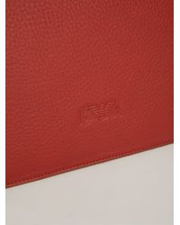Emporio Armani - Red Ipad 2 Generation Without Mini - Lyst