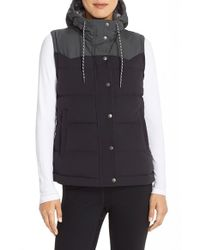 Patagonia - Black Bivy Quilted Vest - Lyst