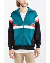 Adidas | Blue Brion Track Jacket for Men | Lyst