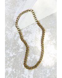 Luv Aj - Metallic Classique Long Chain Necklace - Lyst