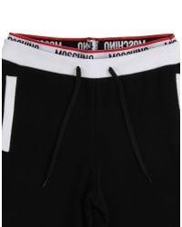 Moschino - Black Sleepwear for Men - Lyst