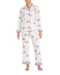 Munki Munki | Multicolor Two-piece Pajama Set | Lyst