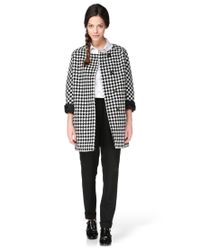 French Trotters | Black Coat | Lyst