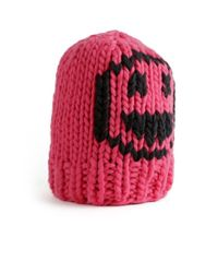 Wool And The Gang | Red Smiley Beanie for Men | Lyst