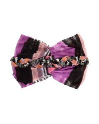 Missoni | Multicolor Oblong Scarf | Lyst