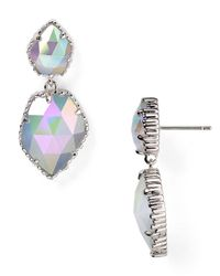 Kendra Scott - Metallic Quincy Earrings - Lyst