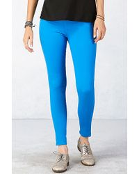 True Religion | Blue The Runway Color Legging | Lyst