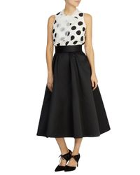 Coast | Black Meslita Skirt | Lyst