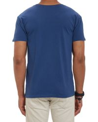Marc By Marc Jacobs - Blue Threesnake Graphic Tshirt for Men - Lyst