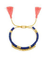 BaubleBar - Pink Abacus Bracelet - Lyst