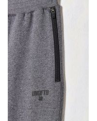 Undefeated | Gray Technical Sweatpant for Men | Lyst