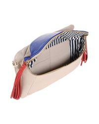 Frankie Morello - Natural Handbag - Lyst
