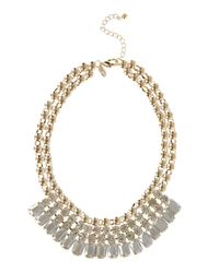 Coast | Metallic Greyla Necklace | Lyst
