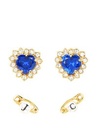 Juicy Couture | Blue Royal Punk Stud Earring Set | Lyst