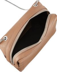 3.1 Phillip Lim - Brown Soleil Mini Zip Crossbody Bag - Lyst