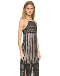House of Harlow 1960 | Black Cara Dress | Lyst