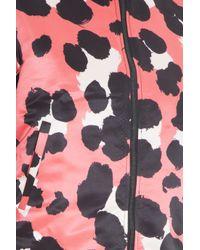 Paul & Joe - Red X Ella Rose Richards Reversible Bomber Jacket - Lyst