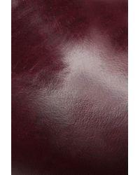 Frye | Purple Sabrina 6g Lace Up | Lyst