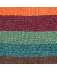 Paul Smith - Multicolor Men's Multi-coloured Stripe Socks for Men - Lyst