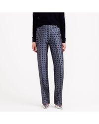 J.Crew - Blue Collection Pajama Pant - Lyst