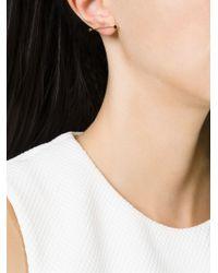 Katrine Kristensen | Metallic 'sunray' Earring | Lyst