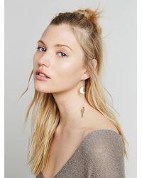 Free People - Metallic Laurel Hill Jewelry Womens Myth Earrings - Lyst