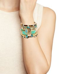 Samantha Wills | Metallic Let's Meet There Bracelets, Set Of 6 | Lyst