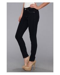 Henry & Belle - Blue Lila Super Skinny Ankle in Pure Indigo - Lyst