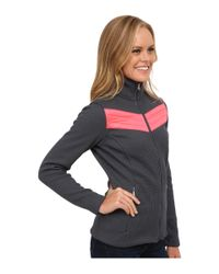 Spyder | Gray Divine Mid Weight Core Sweater | Lyst