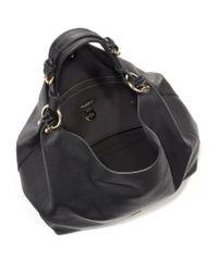 Mulberry - Black Freya Leather Hobo Bag - Lyst