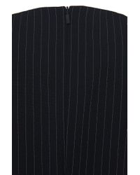 BOSS Blue Dress In New-wool Blend: 'dutali'
