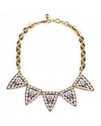 Lulu Frost - Metallic Galaxy Necklace - Lyst