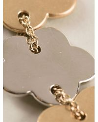 Marc By Marc Jacobs - Metallic Blossom Chain Necklace - Lyst