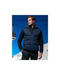 Michael Kors - Blue Knit Vest for Men - Lyst