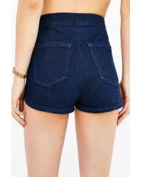 BDG - Blue Dolphin Pin-up Short - Lyst