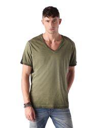 DIESEL - Green T-hideo for Men - Lyst