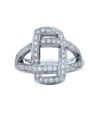 Kwiat | Metallic Pre-Owned: Solaris Ring With Diamonds | Lyst