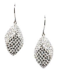 Atelier Swarovski - Metallic Earrings - Lyst